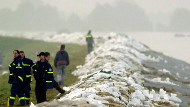 Teuerste Naturkatastrophe Europas war Elbe-Hochwasser