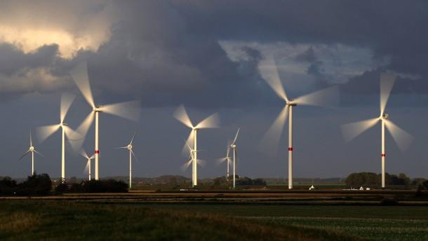 Dämpfer für die Windenergie