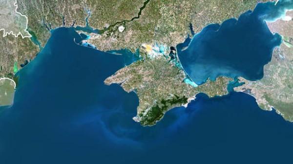 Krim Brücke Aktuell