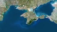 Die Krim: Wie verpflanzt man eine Insel von einem Staat in den anderen