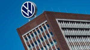 Volkswagen mit historisch gutem Jahresstart