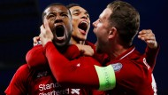 Die Liverpooler wollen jetzt auch den Titel in der Königsklasse.