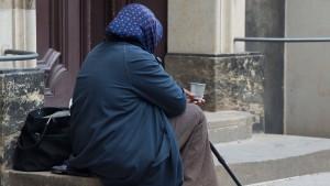 Weniger arme Menschen in Deutschland