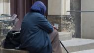 16,5 Prozent der Menschen in Deutschland sind armutsgefährdet.
