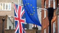 Briten flirten mit dem Auswandern