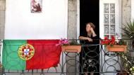 Kein Grund für Trübsal: Das Wirtschaftswachstum in Portugal zieht an.