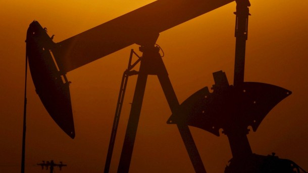 Ölförderung bei Ponca City
