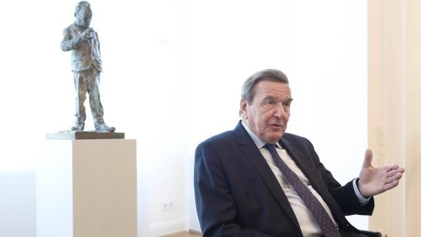 Müssen Reformer Wahlen verlieren, Herr Schröder?