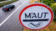 Pkw-Maut bringt deutschem Staat viel weniger Geld
