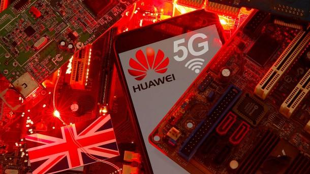 Mehr Gegenwind für Huawei in Großbritannien