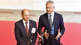 Frankreich macht Druck bei Digitalsteuer – Deutschland bremst