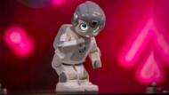 Der Roboter Alpha Mini auf der CES in Las Vegas im vergangenen Jahr.