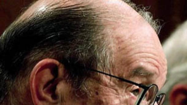 Greenspan bleibt vorsichtig