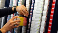 Schlimme Finger? Pharmagroßhändler unter Verdacht