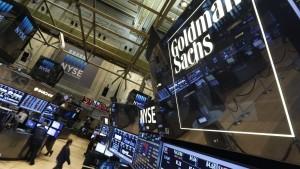 Die Wall Street buhlt um junge Banker