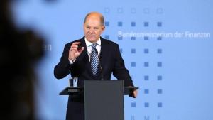 Scholz bringt EU-Rückversicherung für Spareinlagen ins Spiel