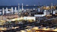 Erdölraffinerie bei Dhahran an der Ostküste Saudi-Arabiens: Vom wichtigsten Ölförderland der Welt hängt viel ab.