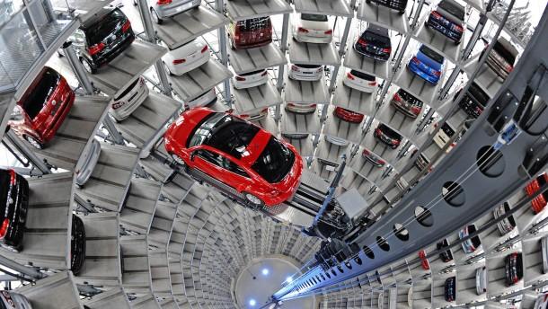 VW-Konzern knackt schon jetzt Absatzrekord des Vorjahres