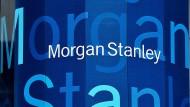 Der Trump-Boom macht Morgan Stanley froh