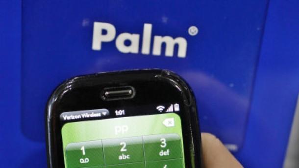 Hewlett-Packard übernimmt Palm