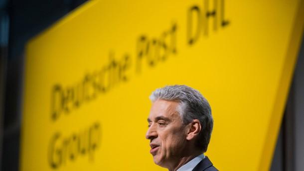 Deutsche Post will 2 Milliarden Euro für Digitalisierung ausgeben