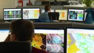 Mit Schirm oder ohne? Auch die Prognosen des Deutschen Wetterdienstes sind ein Spielfeld für Statistiker.