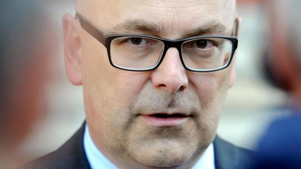 Albig weist Vorwürfe von Gaschke zurück