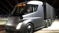 Tesla-Truck: Ein neues Fahrzeug für die Post