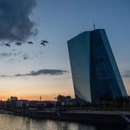Die Europäische Zentralbank in Frankfurt: Die Notenbank hat in der Pandemie ihre Anleihekäufe ausgeweitet.