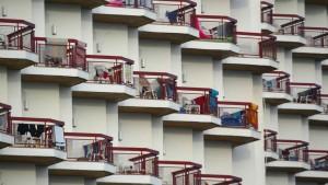 Balconing in Katalonien