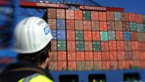 Stimmung in der deutschen Wirtschaft verschlechtert sich
