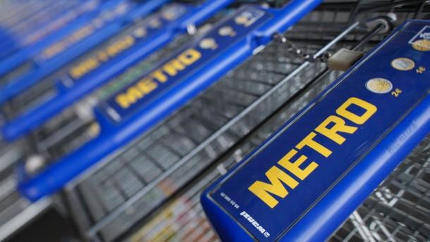 Metro stoppt Kaufhof-Verkauf