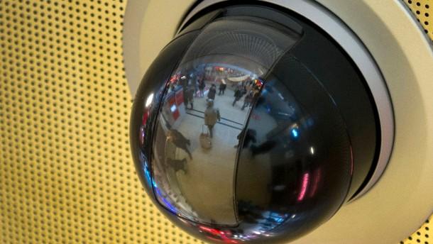Videoüberwachung am Hauptbahnhof Hannover
