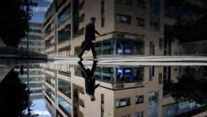 In Irland blühen die Schattenbanken auf