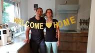 Wieder glücklich zu Hause - und auch bald wieder glücklich im Beruf?