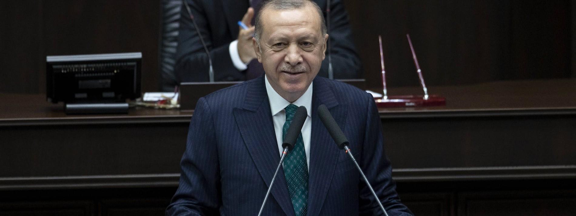 Erdogan will den Leitzins halbieren