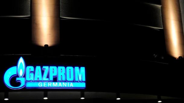 RWE und Gazprom einigen sich auf Zusammenarbeit