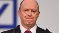 Deutsche-Bank-Chef Cryan mahnt zur Ruhe