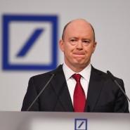 Sieht sich genötigt, die Mitarbeiter zu beruhigen: Deutsche-Bank-Vorstandsvorsitzender John Cryan.