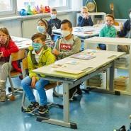Bildung in Corona-Zeiten: Die Schulen kämpfen mit vielen Hindernissen.