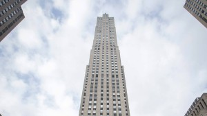 Rockefeller Center ohne die Rockefellers