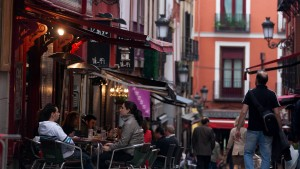 Spanien zieht deutsche Studenten an