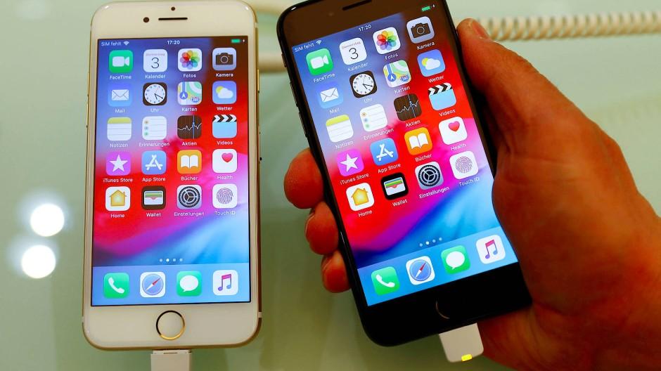Das iPhone ist das Produkt, mit dem Apple nach wie vor das meiste Geld verdient.