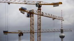 Deutsche Wirtschaft ohne Wachstum