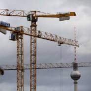 Graue Wolken am Konjunkturhimmel: Deutschlands Wirtschaft stagniert.