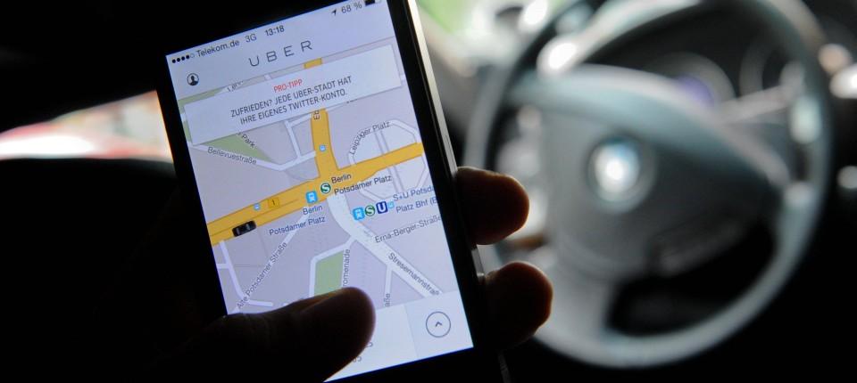 Uber Fahrer Gehalt