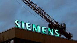 Siemens-Aktionäre erhalten mehr Geld