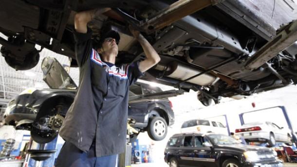 Neuwagen und Reparaturen sollen billiger werden