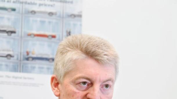 Siemens-Vorstand Hiesinger löst Schulz ab