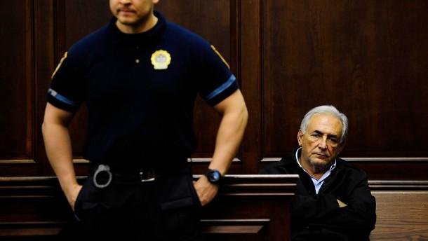 Strauss-Kahn auf Gefängnisinsel verlegt